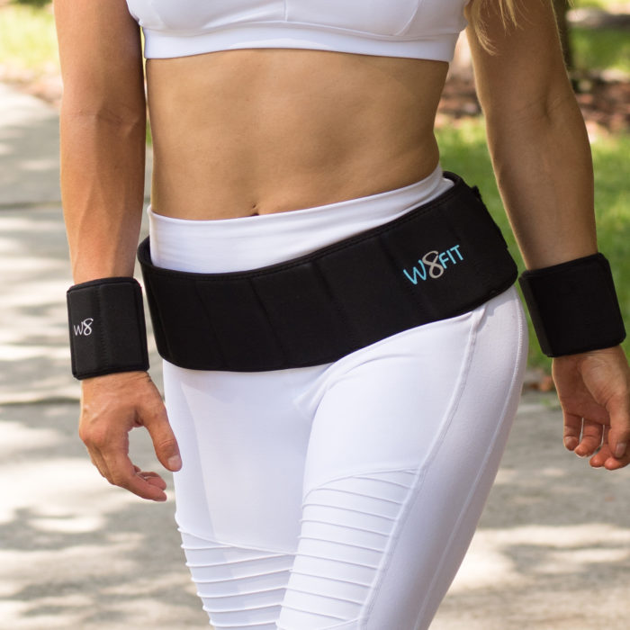 how to wear a weighted belt